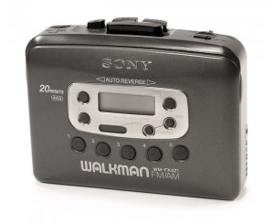 Sony Walkman fx421